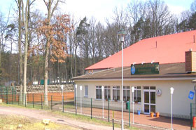 Tennissportpark in Torgelow